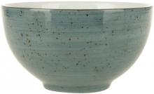 Continental Continental Rustics - Blue Rice Bowl 12,5 cm Пиала 12,5 см, синяя