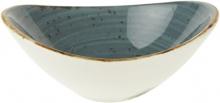 Continental Continental Rustics - Blue Salsa Bowl 10 cm Соусник вытянутый 10 см, синий