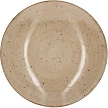 Continental Continental Rustics - Green Coupe Bowl 20 cm Тарелка глубокая 20 см, зеленая