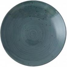 Continental Continental Rustics - Blue Coupe Bowl 20 cm Тарелка глубокая 20 см, синяя