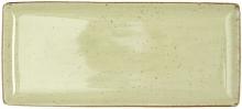 Continental Continental Rustics - Green Rectangular platter 36.5*16  cm Тарелка прямоуг 36,5х16 см, зеленая