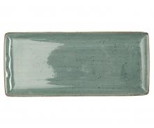 Continental Continental Rustics - Blue Rectangular platter 36.5*16 cm Тарелка прямоуг 36,5*16 см, синяя
