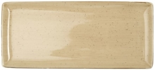 Continental Continental Rustics - EarthBrown Rectangular platter 36.5*16 cm Тарелка прямоуг 36,5х16 см, коричневая