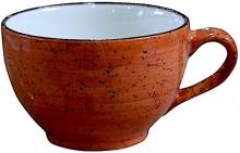 Continental Continental Rustics - Terracotta Cappuccino Cup  0,30 l Чашка 300 мл, терракота