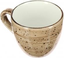 Continental Continental Rustics - EarthBrown Espresso Cup 0,075 l Чашка 75 мл, коричневая