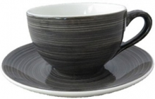 Continental Continental 51RUS038-54, Timber - Charcoal Tea/Coffee Cup 0,23 l Чашка 230 мл, угольная