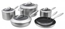 Scanpan Scanpan Набор посуды, 10 предметов, 65100000 Наборы посуды
