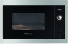 De Dietrich De Dietrich DME7121X black inox Встраиваемая микроволновая печь