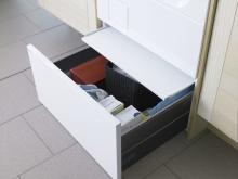 Asko Asko Напольный выдвижной ящик HPS5322 W White
