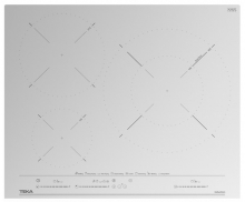 Teka Teka IZC 63630 MST WHITE Варочная поверхность