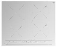 Teka Teka IZC 64630 MST WHITE Варочная поверхность
