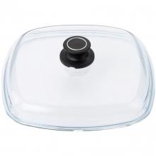 Gastrolux Gastrolux Крышка стеклянная, квадратная, Ø 28 см, ↕ 5 см, L528-0