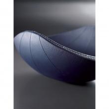 Bugatti Bugatti Ваза для фруктов NINNA NANNA Leather Blue 58-07808BP2 Вазы для фруктов, конфетницы