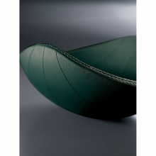 Bugatti Bugatti Ваза для фруктов NINNA NANNA Leather Green 58-07808BP4 Вазы для фруктов, конфетницы