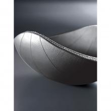 Bugatti Bugatti Ваза для фруктов NINNA NANNA Leather Grey 58-07808BPG Вазы для фруктов, конфетницы