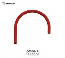 Omoikiri Omoikiri Сменный гибкий шланг OT-01-R красный Аксессуар