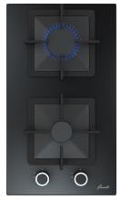 Fornelli Fornelli PGT 30 CALORE BL Black Варочная поверхность