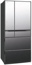 Hitachi Hitachi R-X740GU (X) Холодильник