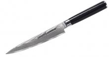 Samura Samura SD-0023/G-10 Нож кухонный поварской универсальный Damascus