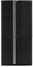 Sharp Sharp SJFP97VBK Холодильник