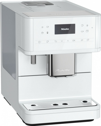 Кофемашина Miele CM6160 белый лотос LOWS