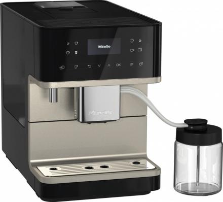 Кофемашина Miele CM6360 чёрный металлик OBCM