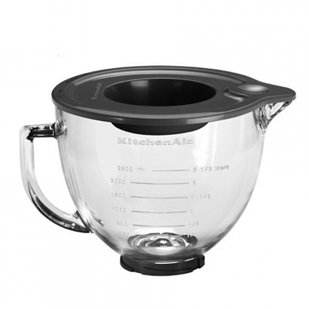 Аксессуар Kitchen Aid Чаша стеклянная 5K5GB