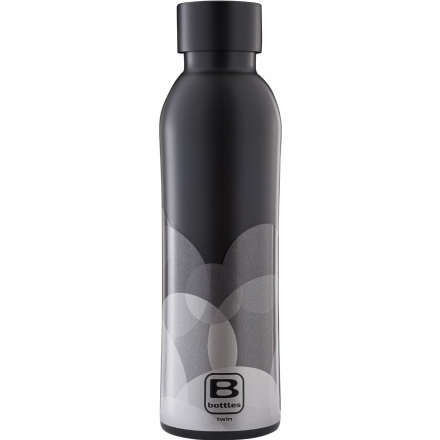 Bugatti Бутылка для воды Bottle TWIN Circle Fade BBT-CF500NS