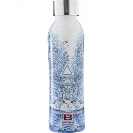 Bugatti Бутылка для воды Bottle TWIN Acqua element BBT-4Q500IN