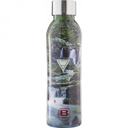 Bugatti Бутылка для воды Bottle TWIN Terra element BBT-4T500IN