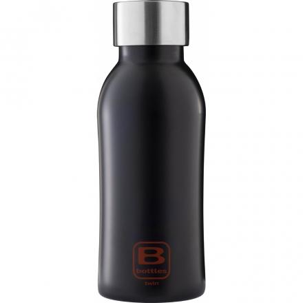 Bugatti Бутылка для воды Bottle TWIN matt black BBT-NU350IS