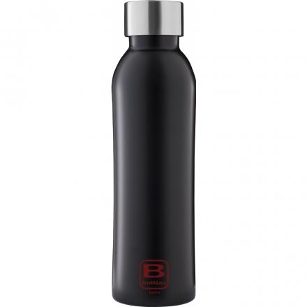 Bugatti Бутылка для воды Bottle TWIN matt black BBT-NU500IS