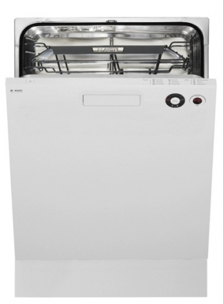 Посудомоечная машина Asko D5436 W White