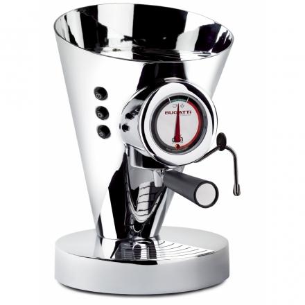 Кофемашина Bugatti DIVA Chrome (Эспрессо)