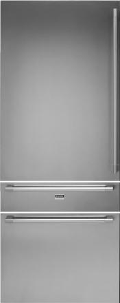Asko Декоративная панель для холодильника DPRF2826S Stainless Steel