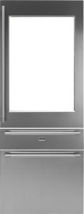 Asko Декоративная панель для холодильника DPRWF2826S Stainless Steel