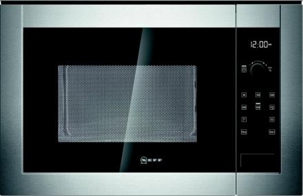 Встраиваемая микроволновая печь Neff H11WE60N0