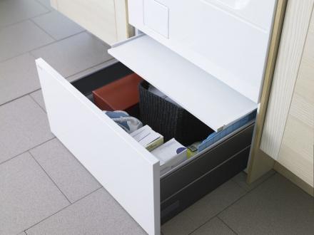 Asko Напольный выдвижной ящик HPS5322 W White