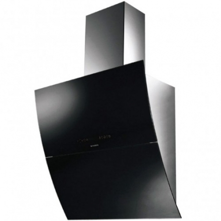 Вытяжка Faber MIRROR BK BRS X/V A80 LOGIC Black