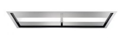 Вытяжка Falmec NUVOLA ISOLA 140 IX  ECP (без мотора) Stainless Steel