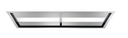 Вытяжка Falmec NUVOLA ISOLA 90 IX ECP (без мотора) Stainless Steel