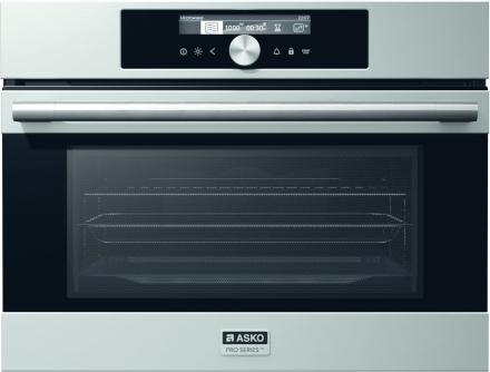Духовой шкаф Asko OCM8456S Stainless Steel