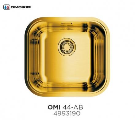 Мойка Omoikiri Omi 44-АB