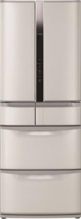 Холодильник Hitachi R-SF 48 EMU SH
