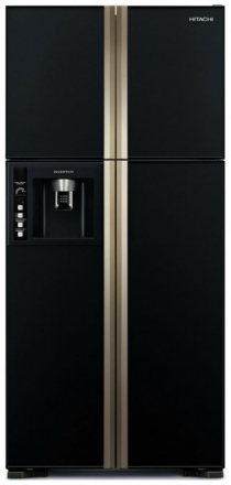 Холодильник Hitachi R-W 662 FPU3X GBK