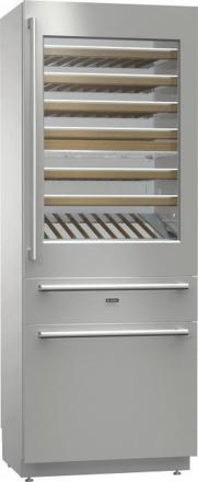 Холодильник Asko RWF2826S Stainless Steel