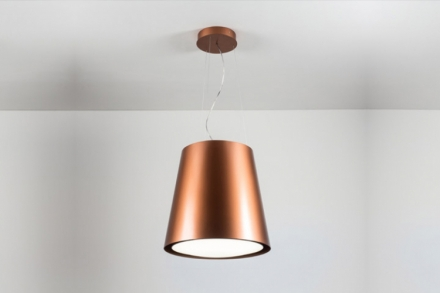 Люстра Sirius SILT 28 LAMP copper