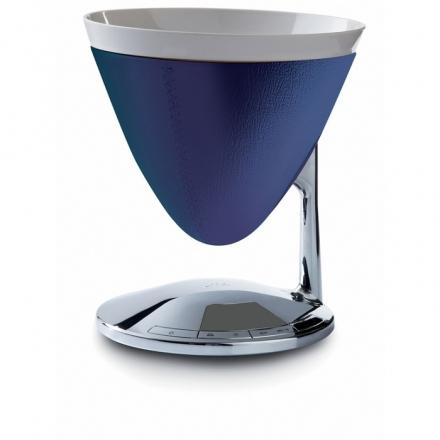 Весы Bugatti Кухонные весы UMA Leather Blue