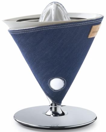 Соковыжималка Bugatti Соковыжималка для цитрусовых VITA Denim