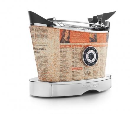 Тостер Bugatti Тостер VOLO Leather Newspaper